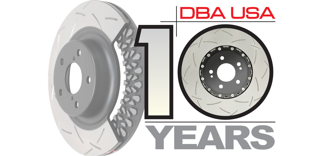 DBA USA 10 Year Anniversary