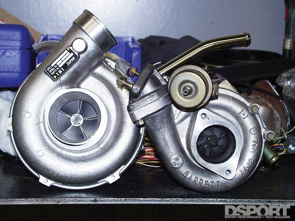 Turbo comparison