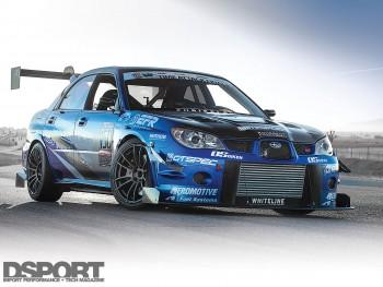 Jager Subaru STi