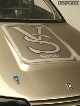 VeilSide GT-R Hood