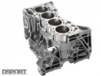 Inline four engine block