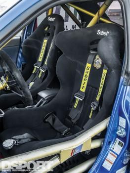 Jager Subaru STi Seats