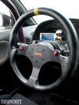 Momo wheel in the RB26 swapped Nissan S13