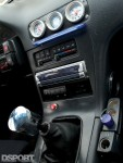 Shifter for the RB26 swapped Nissan S13