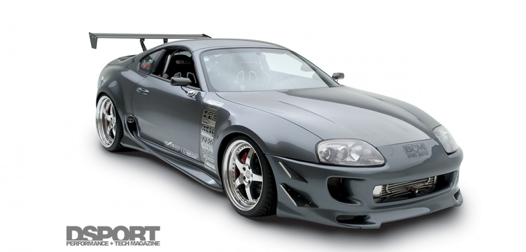 Show and Go Toyota Supra