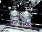 Nitrous for the Show and Go Toyota Supra