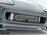 Intercooler for the Show and Go Toyota Supra