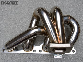 Peak Performance Exhaust Manifold for the D'Garage Nissan S15
