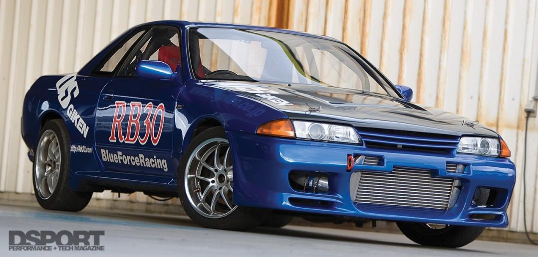 OS Giken RB30 Nissan R32
