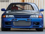 Front of the OS Giken RB30 Nissan R32