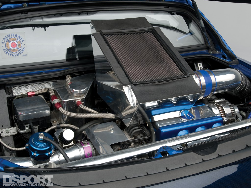C30A engine for the Acura NSX