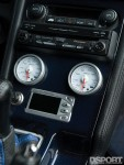 Gauges in the Acura NSX