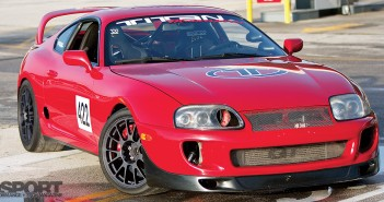560WHP Track Carving Single Turbo Toyota Supra