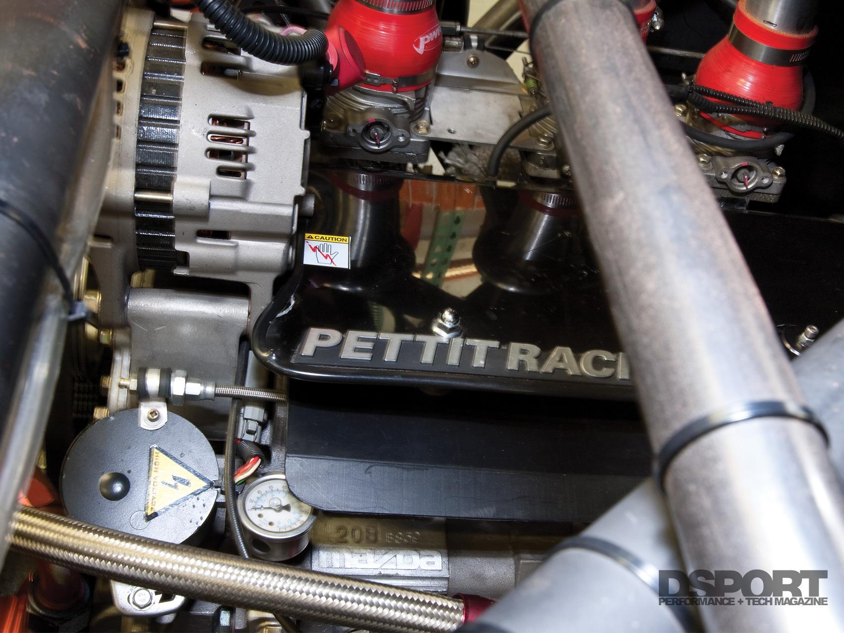 456 WHP Carbon-Fiber RX-8