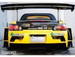 J's Racing Honda S2000 rear aero