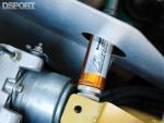 Suspension on J's Racing Honda S2000