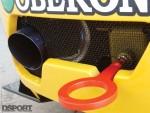 Exhaust on the J's Racing Honda S2000
