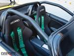 Recaro's inside the J's Racing Honda S2000