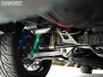 Suspension set-up on Todd Allen's 693 HP EVO VIII