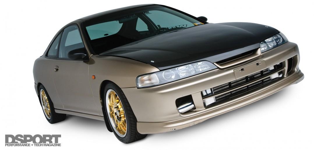 715 whp Acura Integra