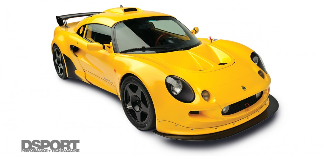 400+ whp supercharged Lotus Exige