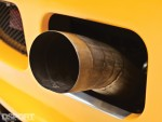 Lotus Exige exhaust