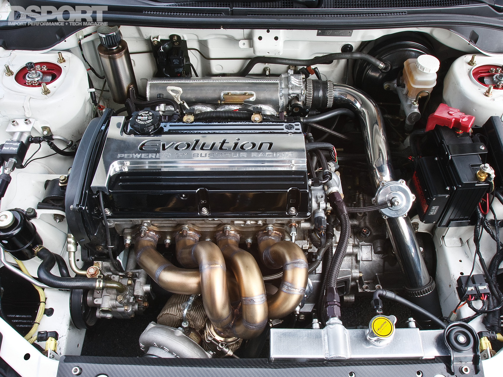 712 whp Demo Car Exemplifies Buschur Racing Philosophy While