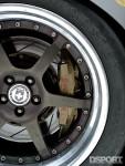 Brembo brakes on Chris Rado's Scion tC