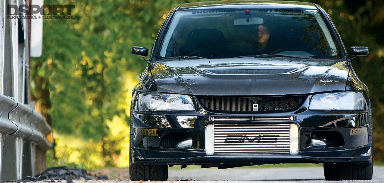 AMS Mitsubishi EVO VIII