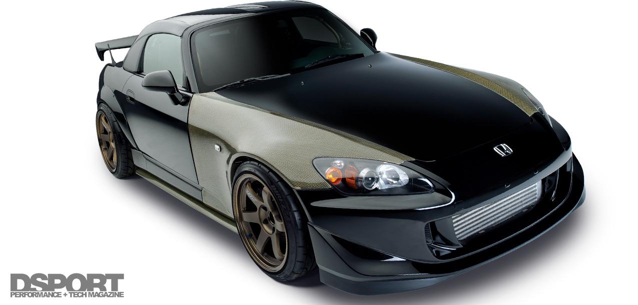 500 HP Honda S2000