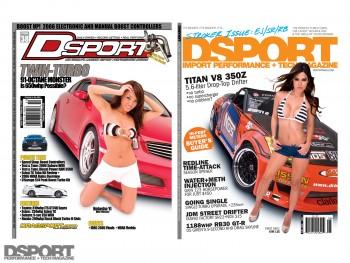 Natasha Yi and Kim Lee for DSPORT Third Date