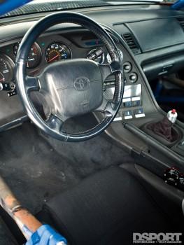 Virtual Works Supra stock-ish interior