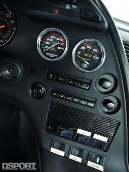 Virtual Works Supra gauge setup