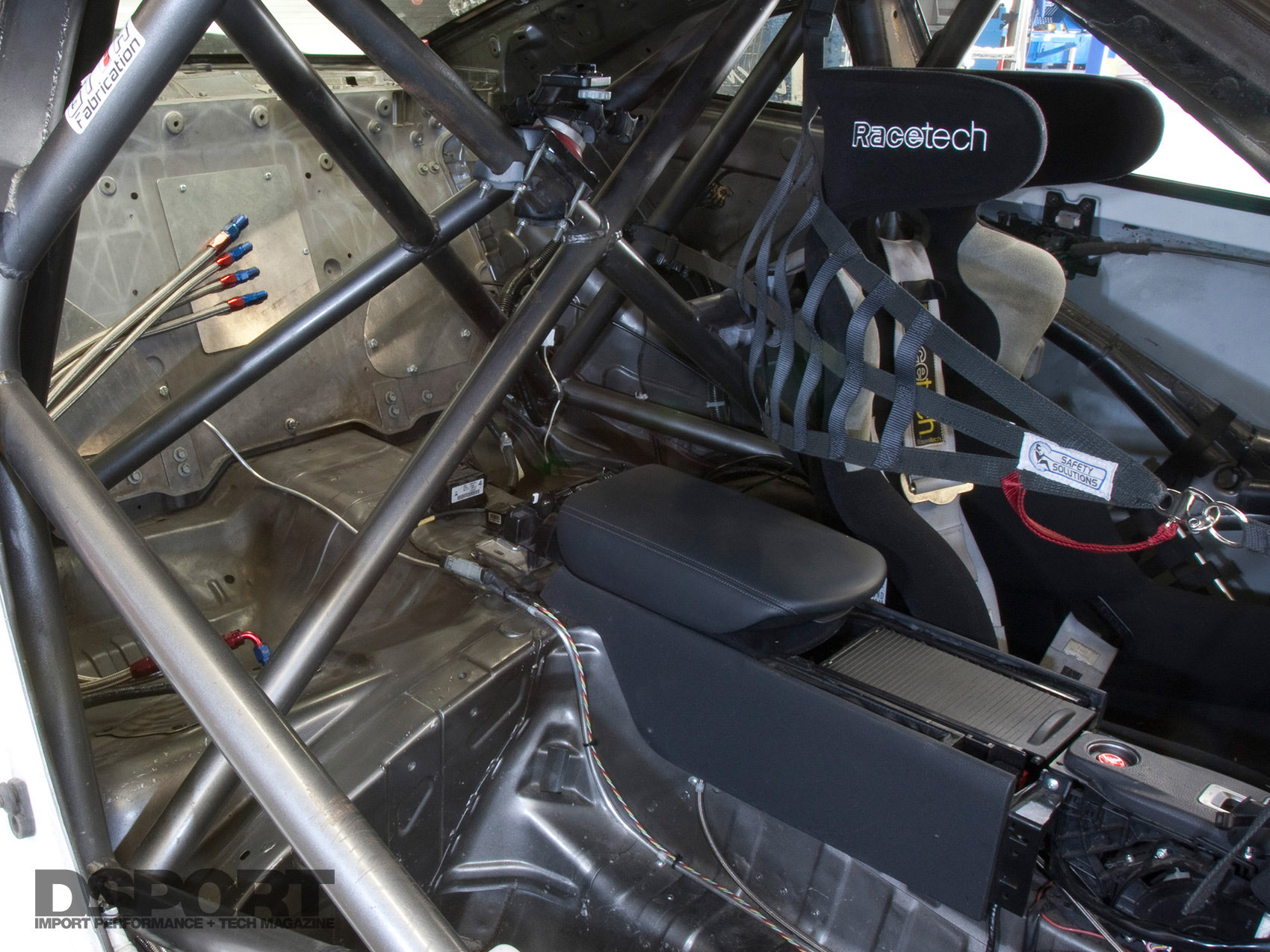 Chassis Tuning 101 Minimizing Flex Improves Performance And Handling