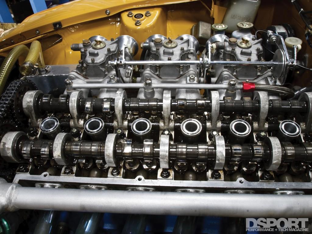 Cams on Tomitaku's Datsun 240Z