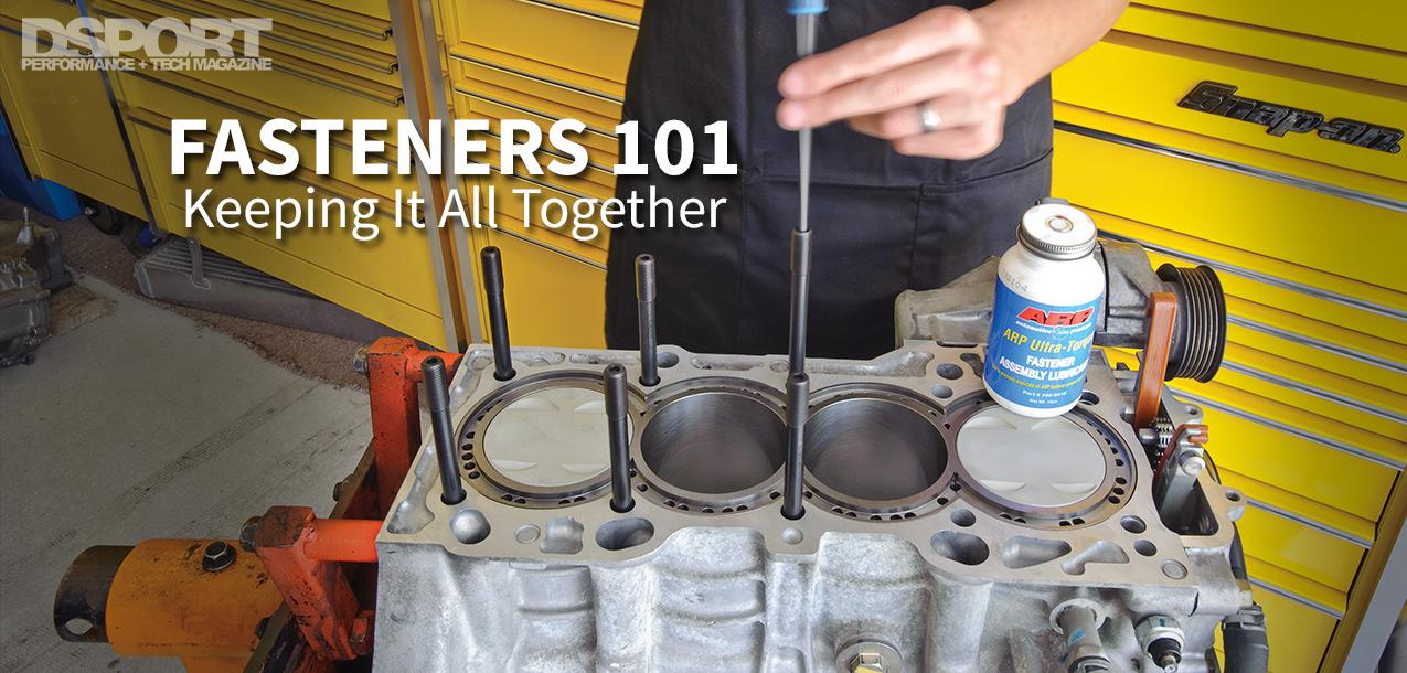 Engine Fasteners 101