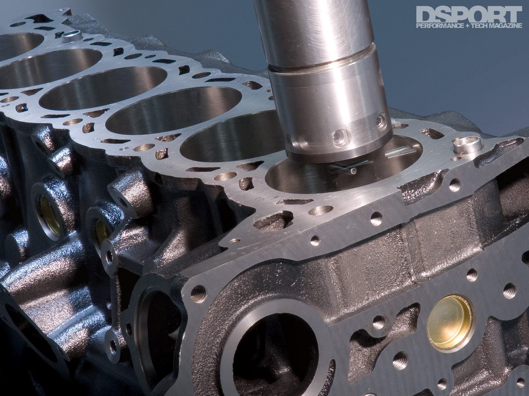 Engine Block Tech 101: Go Bigger or Go Stronger the Right Way