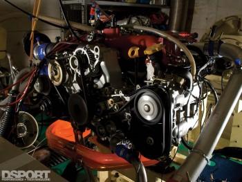 Engine Dyno Tuning