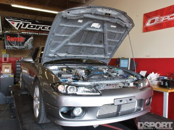 S15 testing different fuels