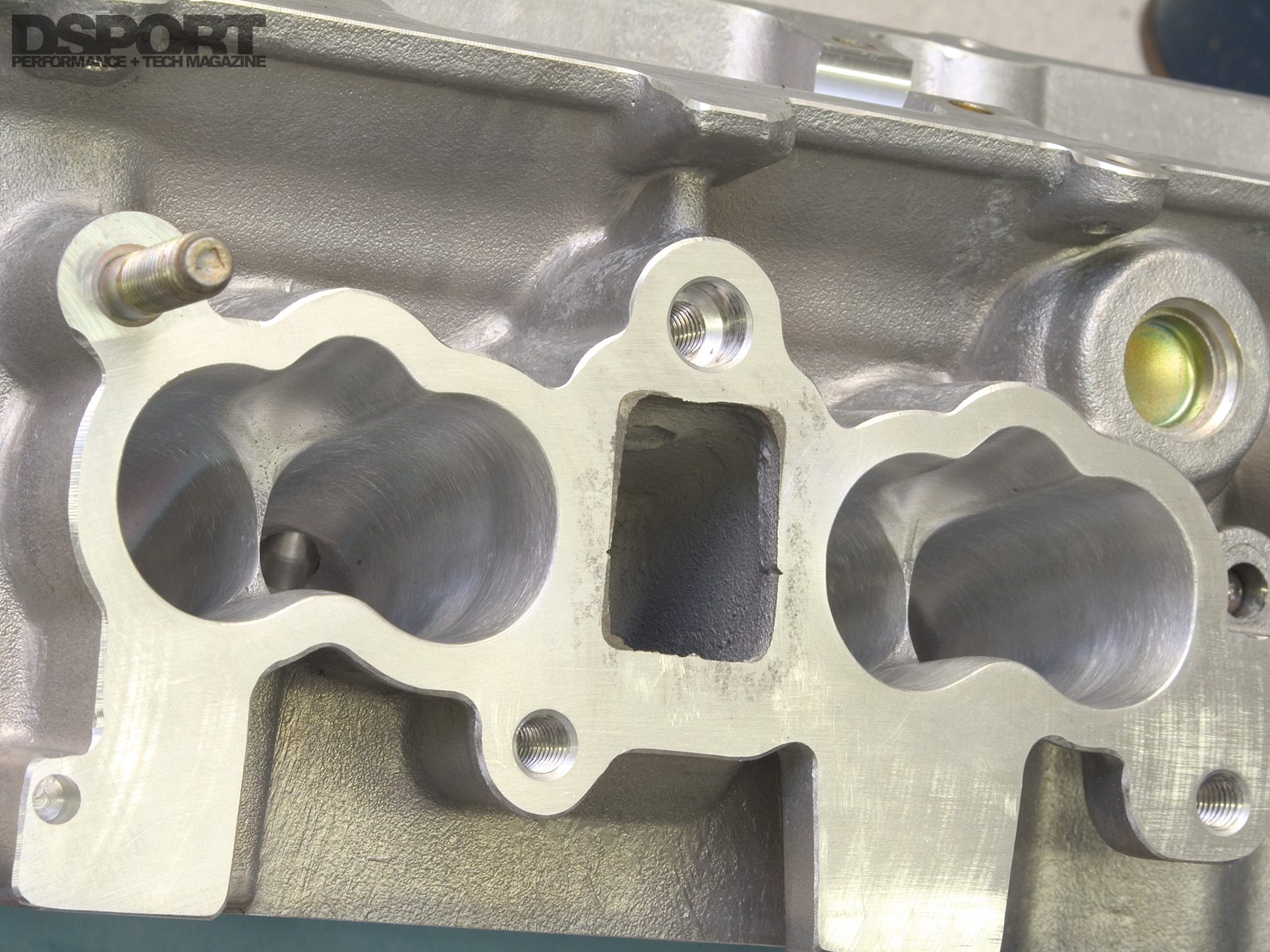 Cylinder Head 101: Getting the Chambers and Ports In Shape