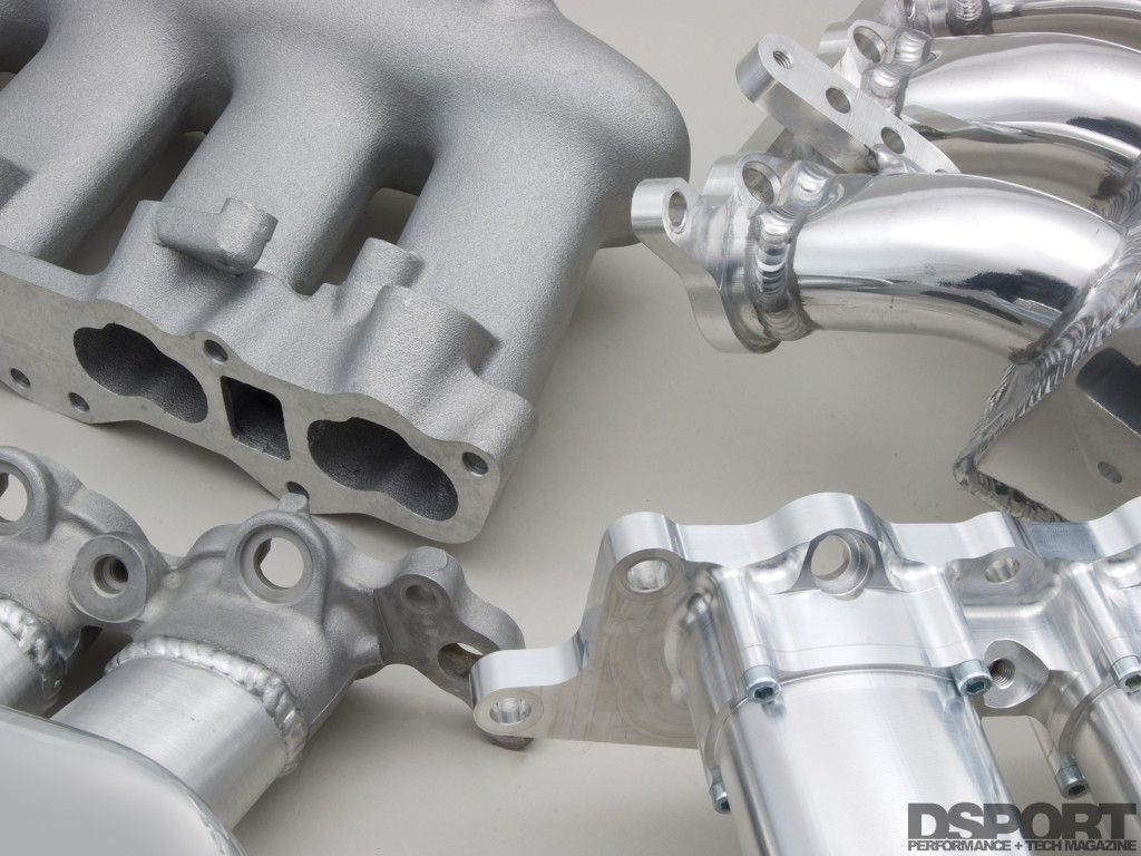 Collection of intake manifolds
