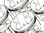 Piston art