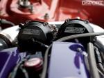 Dual wastegates in the 786 HP Turbocharged K-series Honda Civic