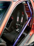Seats in the 786 HP Turbocharged K-series Honda Civic