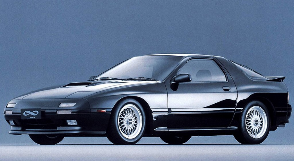 1989 Mazda RX7 for the $10k Budget Car Build