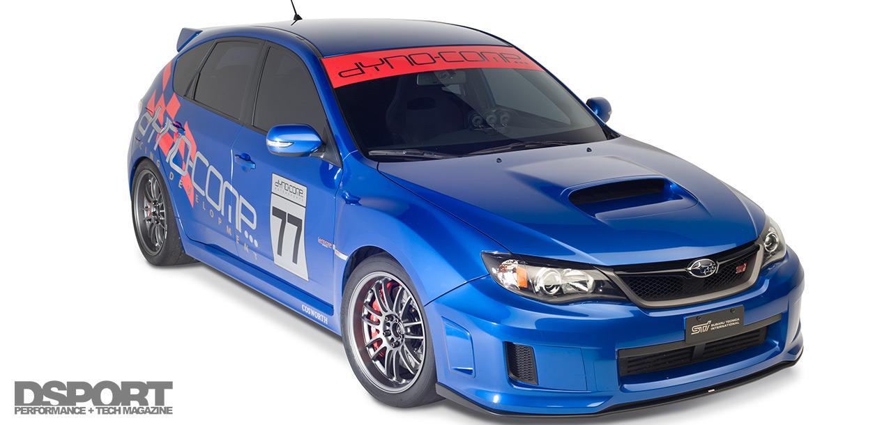 565 WHP Subaru STI