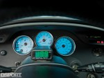 Gauges in the TRD Toyota Supra