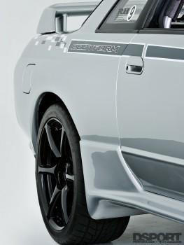 RH9 R32 GT-R Rear