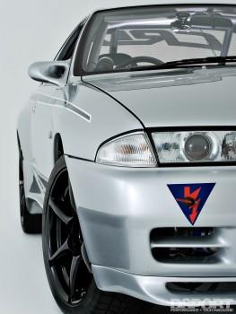 RH9 R32 GT-R Front