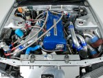 RB26 of the RH9 R32 GT-R